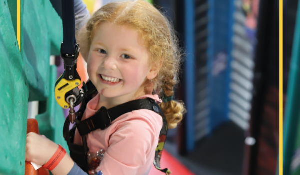 Reception Starters Climb & Play