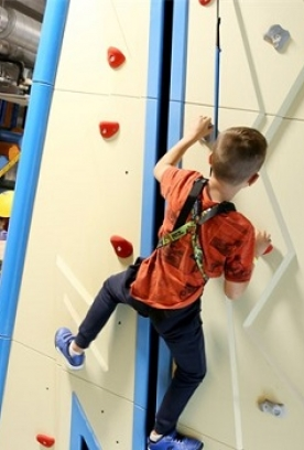 Autism SEND Friendly Climbing