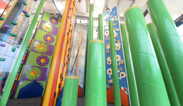 Climbing Arena Exclusive Hire for 20