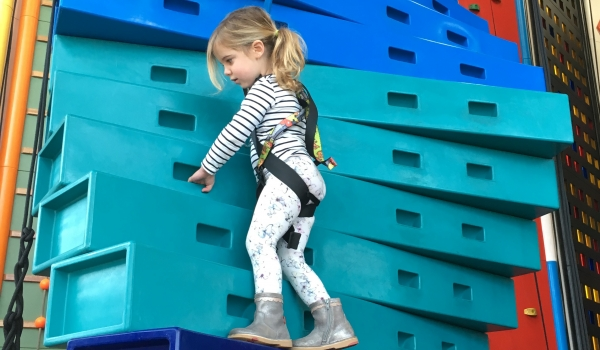 Toddler Climb & Play Party