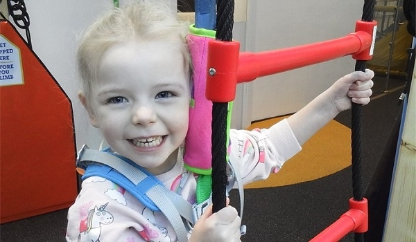 Toddler Climb & Play is Back!